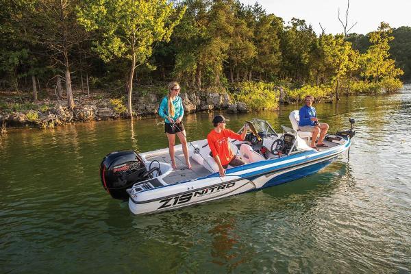 2020 Nitro boat for sale, model of the boat is Z19 Sport & Image # 2 of 59
