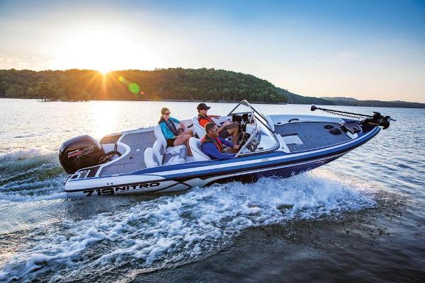 2020 Nitro boat for sale, model of the boat is Z19 Sport & Image # 7 of 59