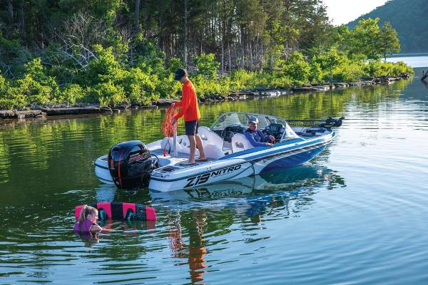 2020 Nitro boat for sale, model of the boat is Z19 Sport & Image # 8 of 59