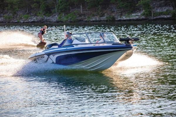 2020 Nitro boat for sale, model of the boat is Z19 Sport & Image # 9 of 59