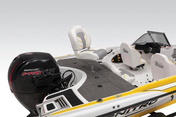 2020 Nitro boat for sale, model of the boat is Z19 Sport & Image # 35 of 59