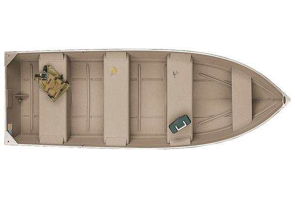 2015 Polar Kraft boat for sale, model of the boat is Dakota V 1460 & Image # 3 of 3