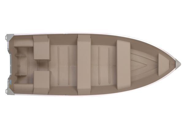 2015 Polar Kraft boat for sale, model of the boat is Dakota V 1670 L & Image # 1 of 1