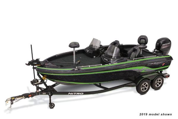 2020 Nitro boat for sale, model of the boat is ZV19 & Image # 10 of 64