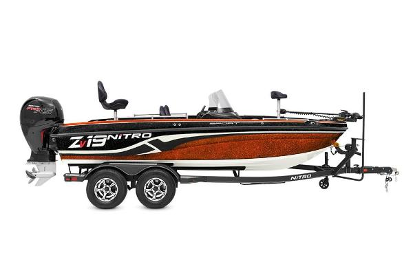2020 Nitro boat for sale, model of the boat is ZV19 & Image # 11 of 64