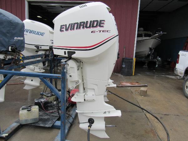 2007 EVINRUDE E250DPZSCF image
