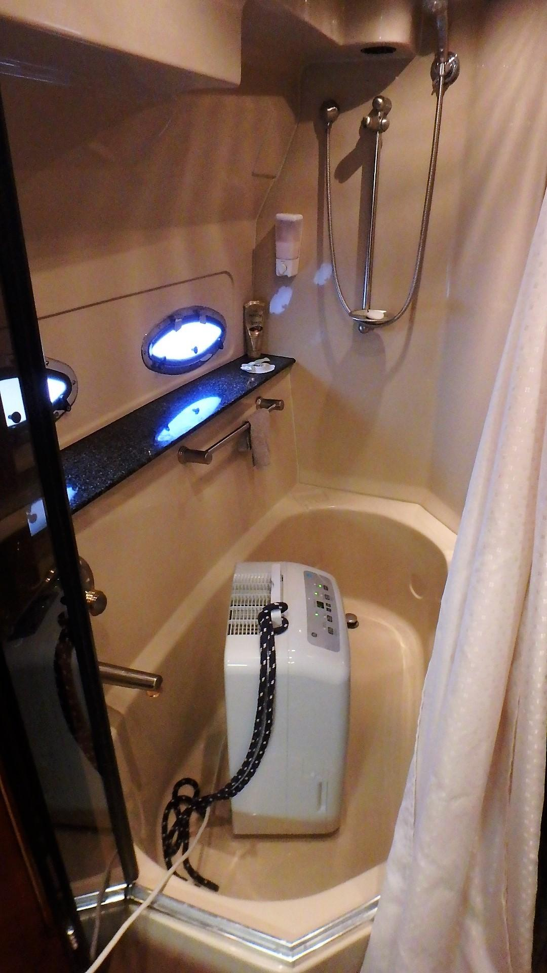Cruisers Yachts 455 - Master Shower