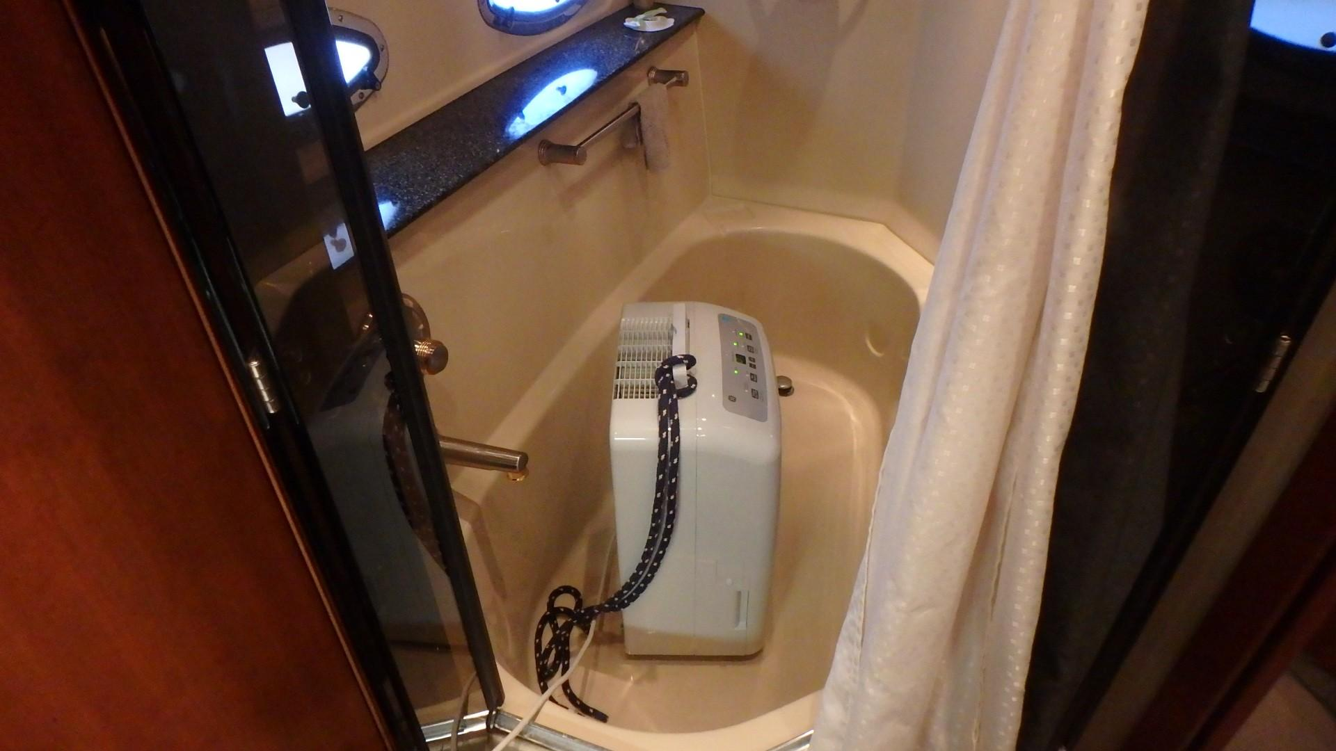 Cruisers Yachts 455 - Master Shower 2