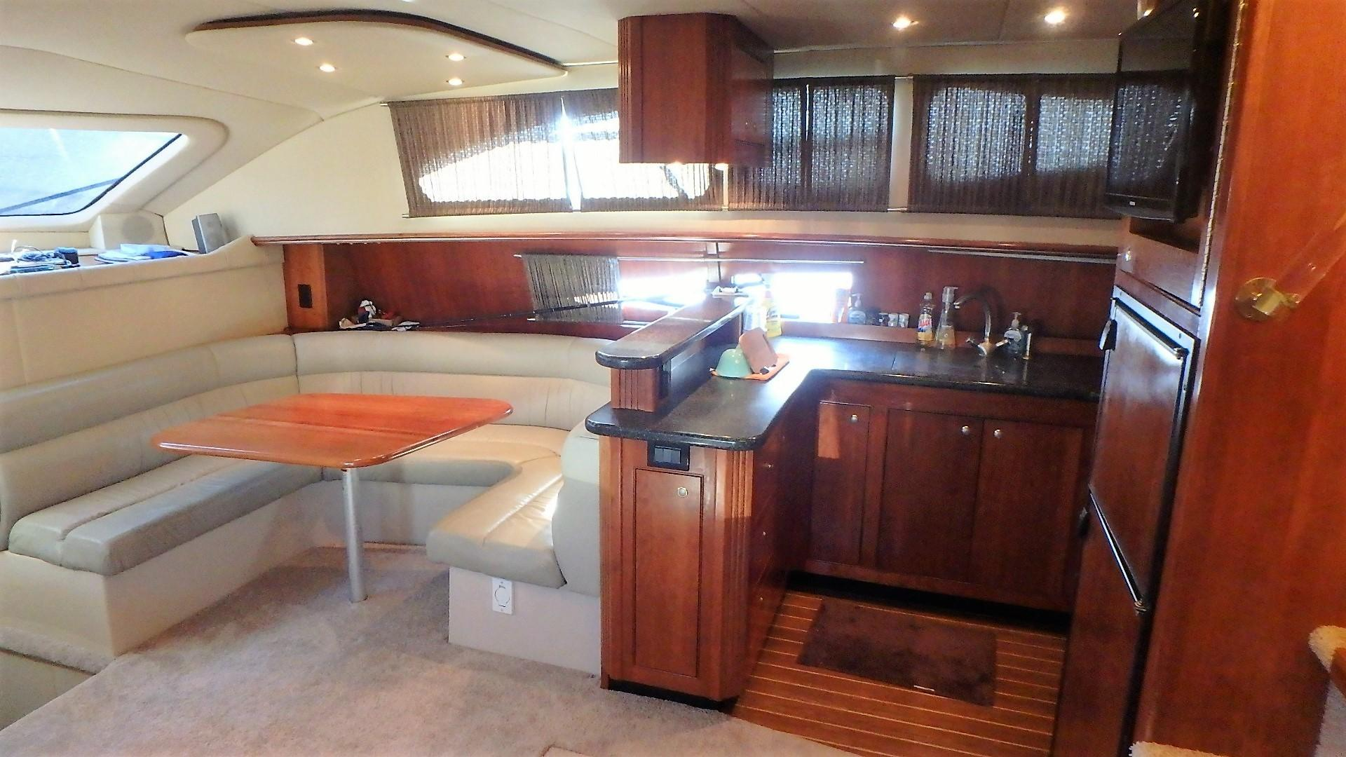 Cruisers Yachts 455 - Galley