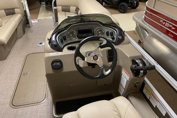 2021 Sun Tracker boat for sale, model of the boat is SportFish 22 XP3 & Image # 10 of 10