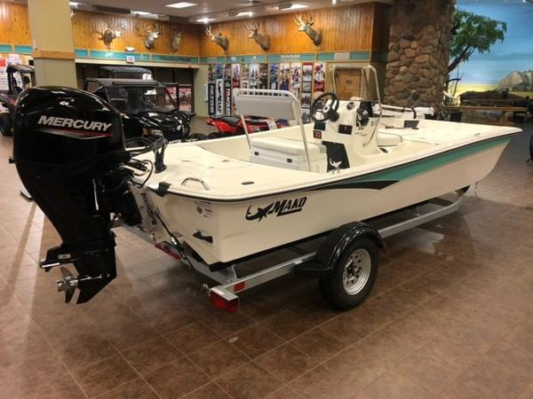 2021 Mako boat for sale, model of the boat is Pro Skiff 17 CC & Image # 2 of 57