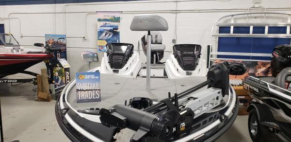 2021 Nitro boat for sale, model of the boat is Z18 & Image # 4 of 8