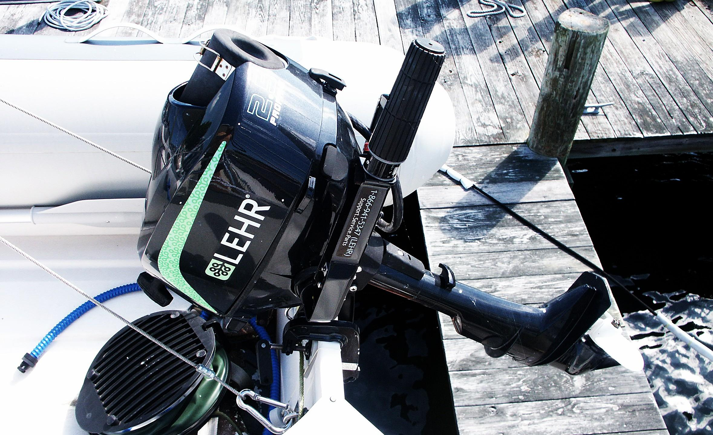 New Outboard