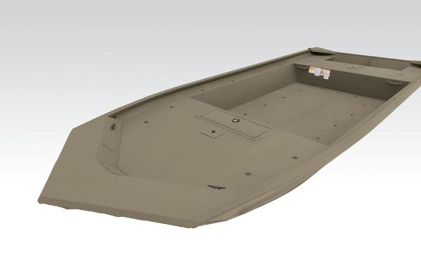 2021 Tracker Boats boat for sale, model of the boat is Grizzly 1860 Jon & Image # 8 of 15