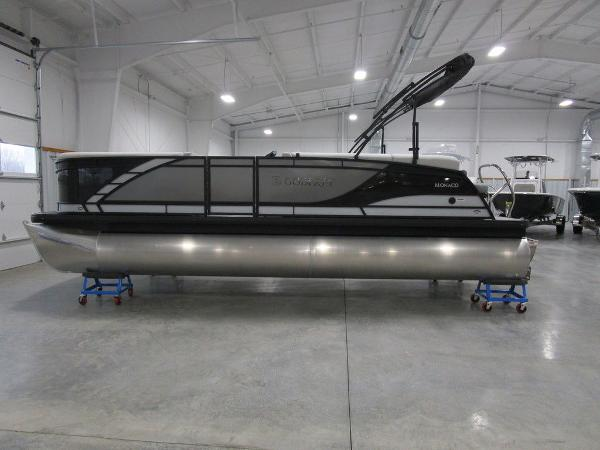 2021 Godfrey Pontoon boat for sale, model of the boat is Monaco 235 C iMPACT 29 in. Center Tube & Image # 1 of 46