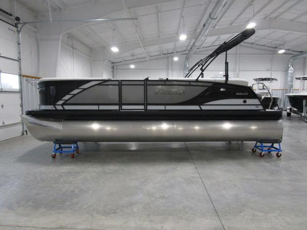 2021 Godfrey Pontoon boat for sale, model of the boat is Monaco 235 C iMPACT 29 in. Center Tube & Image # 4 of 46