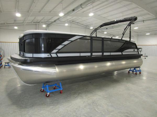 2021 Godfrey Pontoon boat for sale, model of the boat is Monaco 235 C iMPACT 29 in. Center Tube & Image # 8 of 46