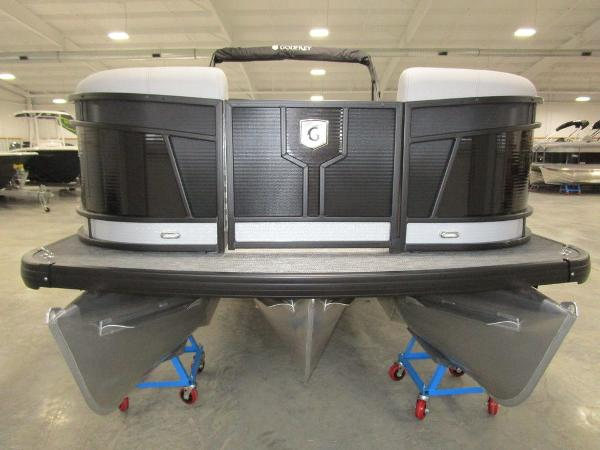 2021 Godfrey Pontoon boat for sale, model of the boat is Monaco 235 C iMPACT 29 in. Center Tube & Image # 14 of 46