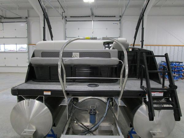 2021 Godfrey Pontoon boat for sale, model of the boat is Monaco 235 C iMPACT 29 in. Center Tube & Image # 15 of 46