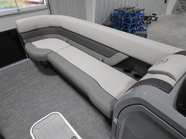 2021 Godfrey Pontoon boat for sale, model of the boat is Monaco 235 C iMPACT 29 in. Center Tube & Image # 24 of 46