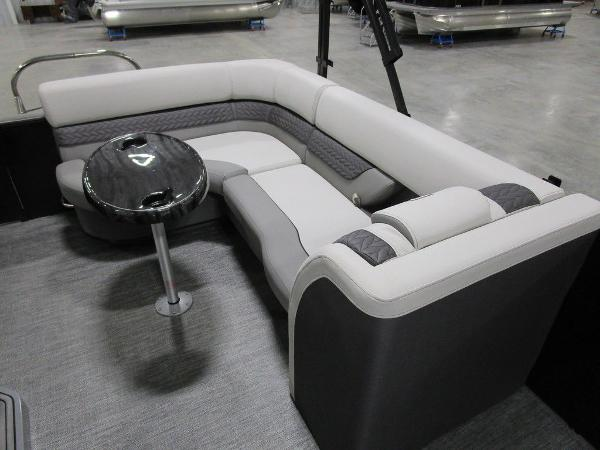 2021 Godfrey Pontoon boat for sale, model of the boat is Monaco 235 C iMPACT 29 in. Center Tube & Image # 26 of 46