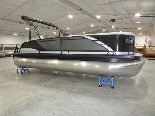 2021 Godfrey Pontoon boat for sale, model of the boat is Monaco 235 C iMPACT 29 in. Center Tube & Image # 28 of 46