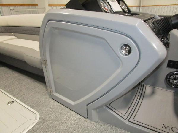 2021 Godfrey Pontoon boat for sale, model of the boat is Monaco 235 C iMPACT 29 in. Center Tube & Image # 29 of 46