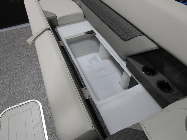 2021 Godfrey Pontoon boat for sale, model of the boat is Monaco 235 C iMPACT 29 in. Center Tube & Image # 30 of 46