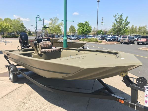 2020 TRACKER BOATS GRIZZLY 1860 CC for sale