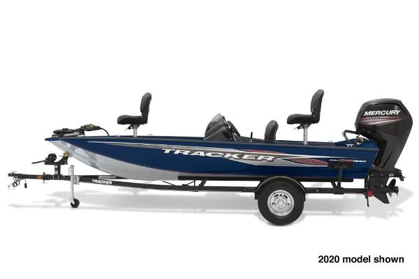 2021 Tracker Boats boat for sale, model of the boat is Pro Team 175 TF & Image # 1 of 4