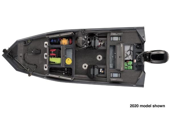 2021 Tracker Boats boat for sale, model of the boat is Pro Team 175 TF & Image # 4 of 4