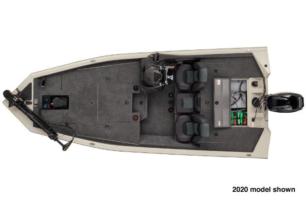 2021 Tracker Boats boat for sale, model of the boat is Pro Team 175 TXW Tournament Edition & Image # 2 of 4