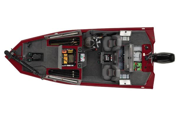 2021 Tracker Boats boat for sale, model of the boat is Pro Team 175 TXW Tournament Edition & Image # 4 of 38