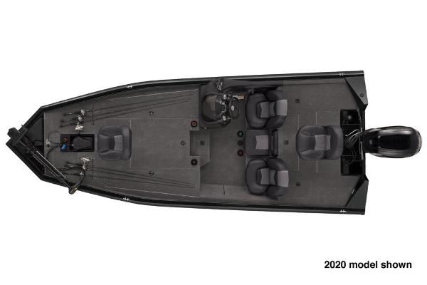2021 Tracker Boats boat for sale, model of the boat is Pro Team 190 TX & Image # 2 of 3