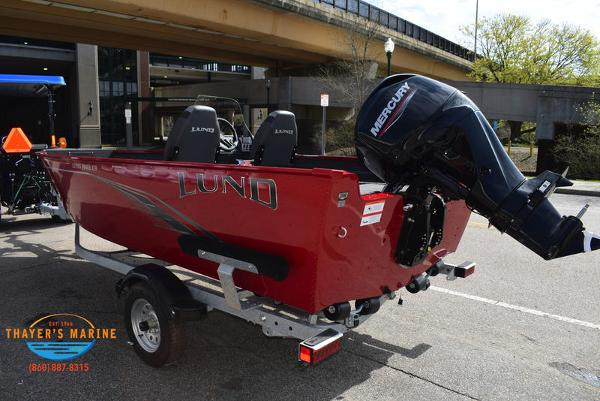 2021 Lund boat for sale, model of the boat is 1650 Angler SS & Image # 5 of 34