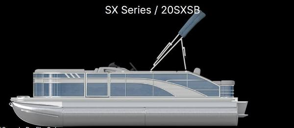 2022 Bennington 20 SXSB