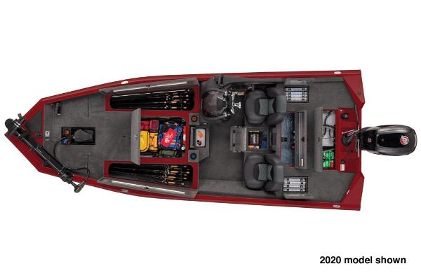 2021 Tracker Boats boat for sale, model of the boat is Pro Team 190 TX Tournament Edition & Image # 4 of 4