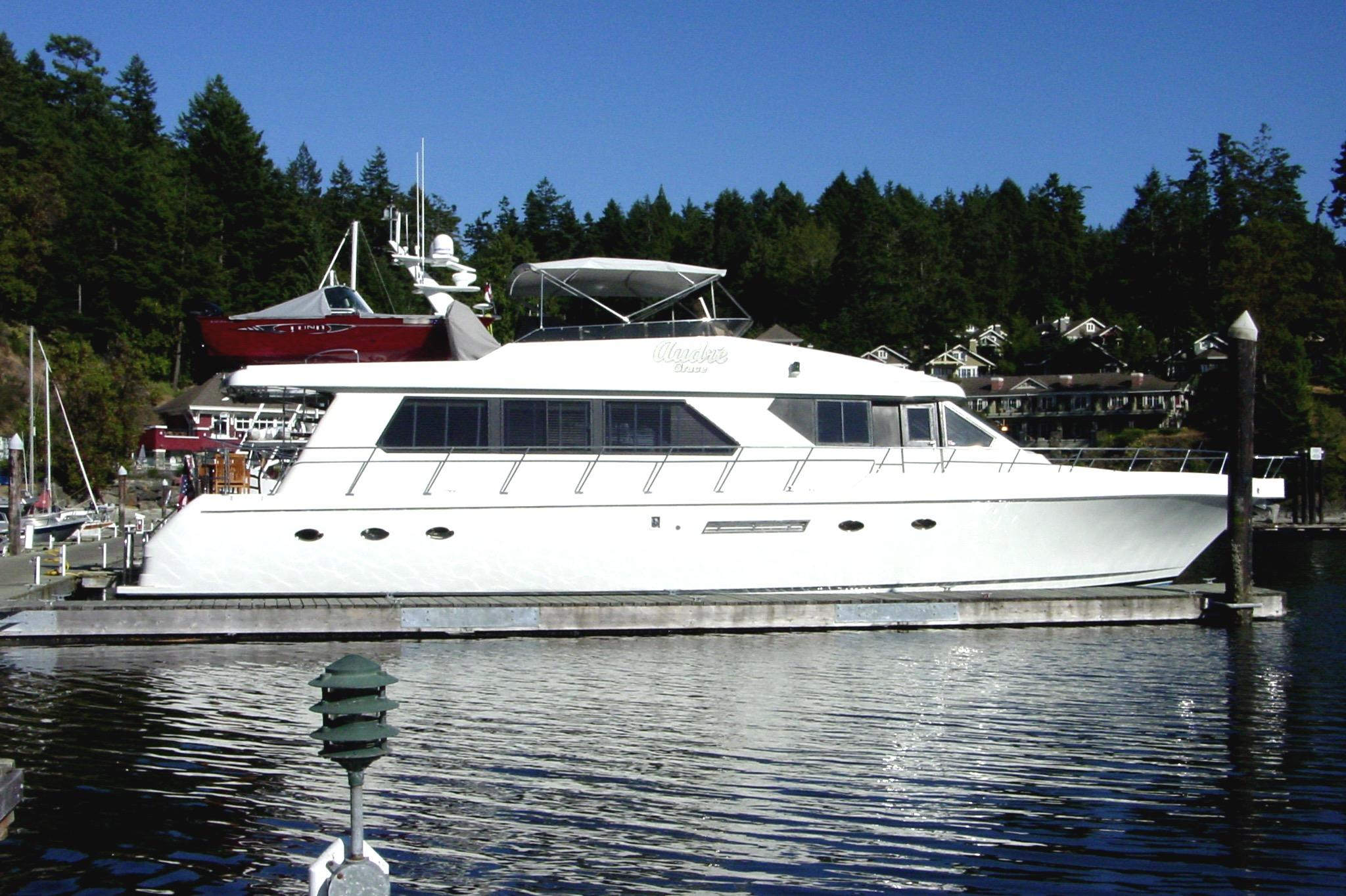 1997 Forbes Cooper Motor Yacht