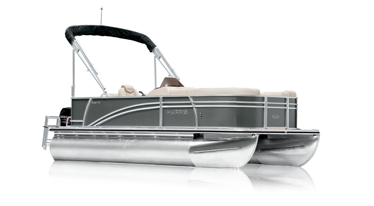 2021 HARRIS CRUISER 230 - SL - PERFORMANCE TRIPLE TUBE
