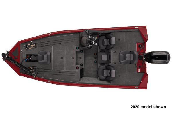 2021 Tracker Boats boat for sale, model of the boat is Pro Team 195 TXW Tournament Edition & Image # 3 of 4