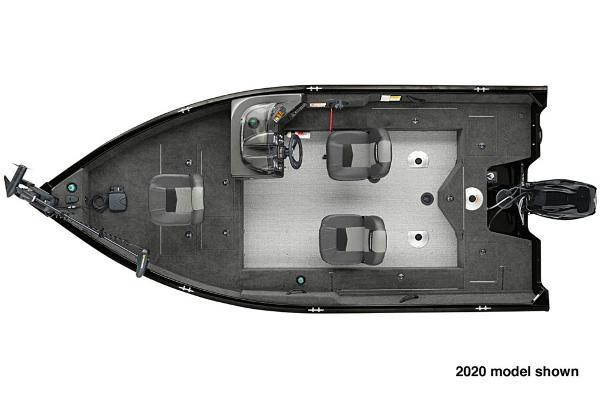 2021 Tracker Boats boat for sale, model of the boat is Pro Guide V-16 SC & Image # 4 of 4