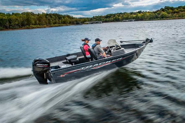 2021 Tracker Boats boat for sale, model of the boat is Pro Guide V-16 SC & Image # 1 of 72