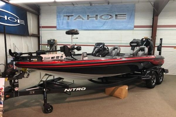 2020 Nitro boat for sale, model of the boat is Z21 Pro & Image # 1 of 11