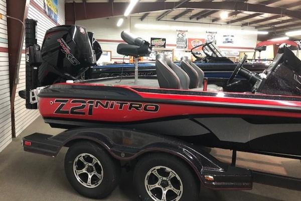 2020 Nitro boat for sale, model of the boat is Z21 Pro & Image # 2 of 11