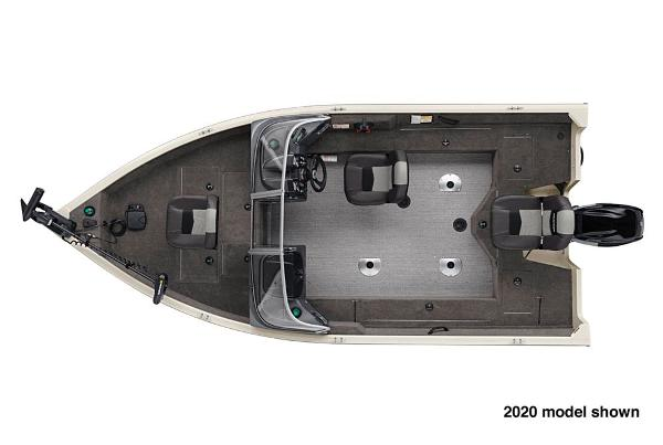 2021 Tracker Boats boat for sale, model of the boat is Pro Guide V-16 WT & Image # 5 of 5
