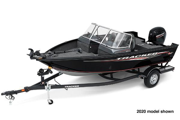 2021 Tracker Boats boat for sale, model of the boat is Pro Guide V-165 WT & Image # 1 of 5