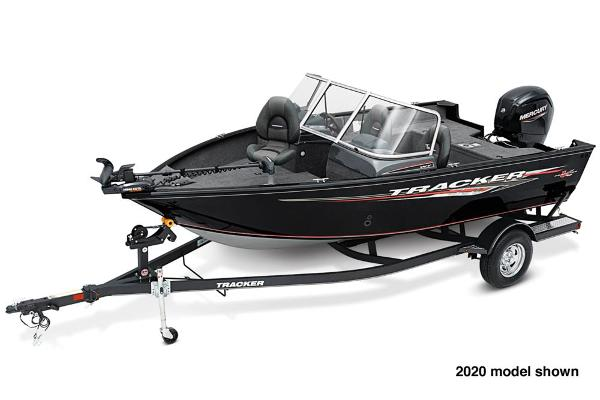 2021 Tracker Boats boat for sale, model of the boat is Pro Guide V-165 WT & Image # 2 of 5