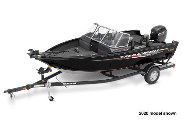 2021 Tracker Boats boat for sale, model of the boat is Pro Guide V-175 WT & Image # 1 of 5