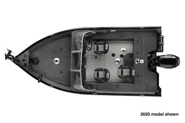 2021 Tracker Boats boat for sale, model of the boat is Pro Guide V-175 WT & Image # 3 of 5