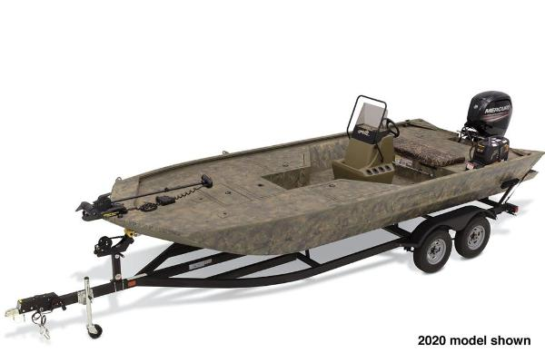 2021 TRACKER BOATS GRIZZLY 2072 CC SPORTSMAN for sale